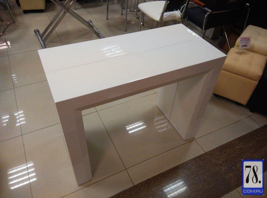 Стол трансформер консольный 177