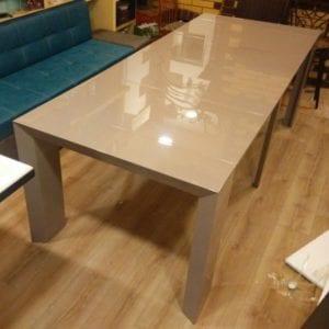 Стол консоль трансформер B2316P кофейный лак