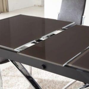 B2275 коричневое стекло