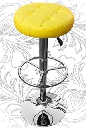 Барный стул HC-5008 желтый