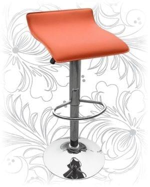 Барный стул HC-3013 оранжевый