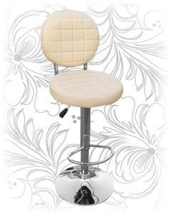 Барный стул HC-3260 бежевый