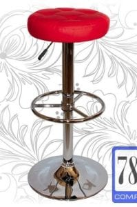 Барный стул HC-5008 красный