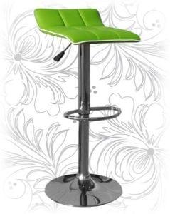 Стул барный HC-5014 зеленый