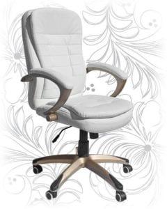 Офисное кресло 106В белое