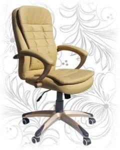 Офисное кресло 106В бежевое