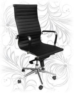 Офисное кресло 101F черное