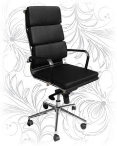 Офисное кресло 103F черное