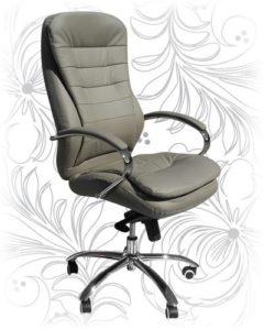 Офисное кресло 108F серое