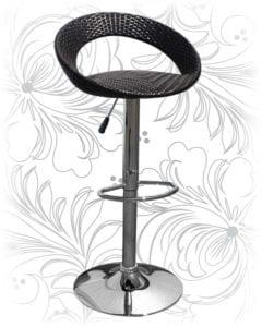 Барный стул HC-4000 ротанг