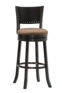 Барный крутящийся стул LMU-9292 капучино.