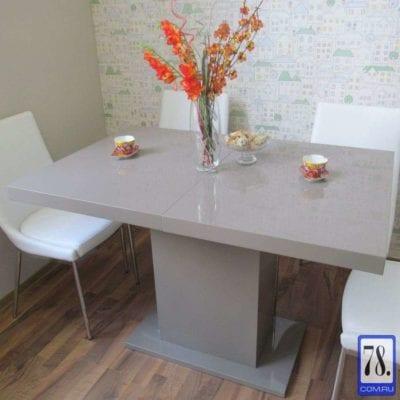 Стол раскладной B2347 капучино (кофейный) лак