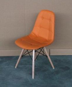 Стул A-623 оранжевый