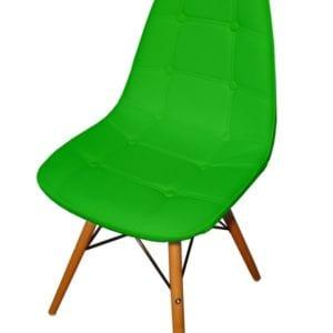 Стул А-623 зеленый