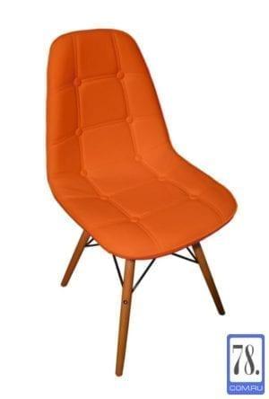 Стул А-623 оранжевый