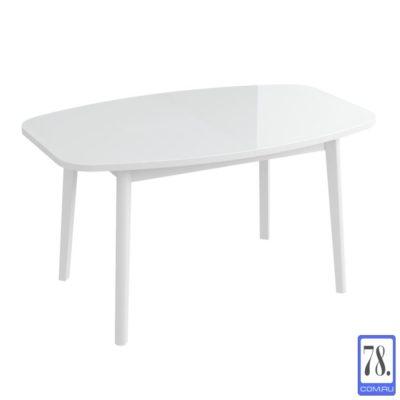 Аполло-1 белое стекло
